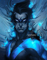Nightwing by vipero94