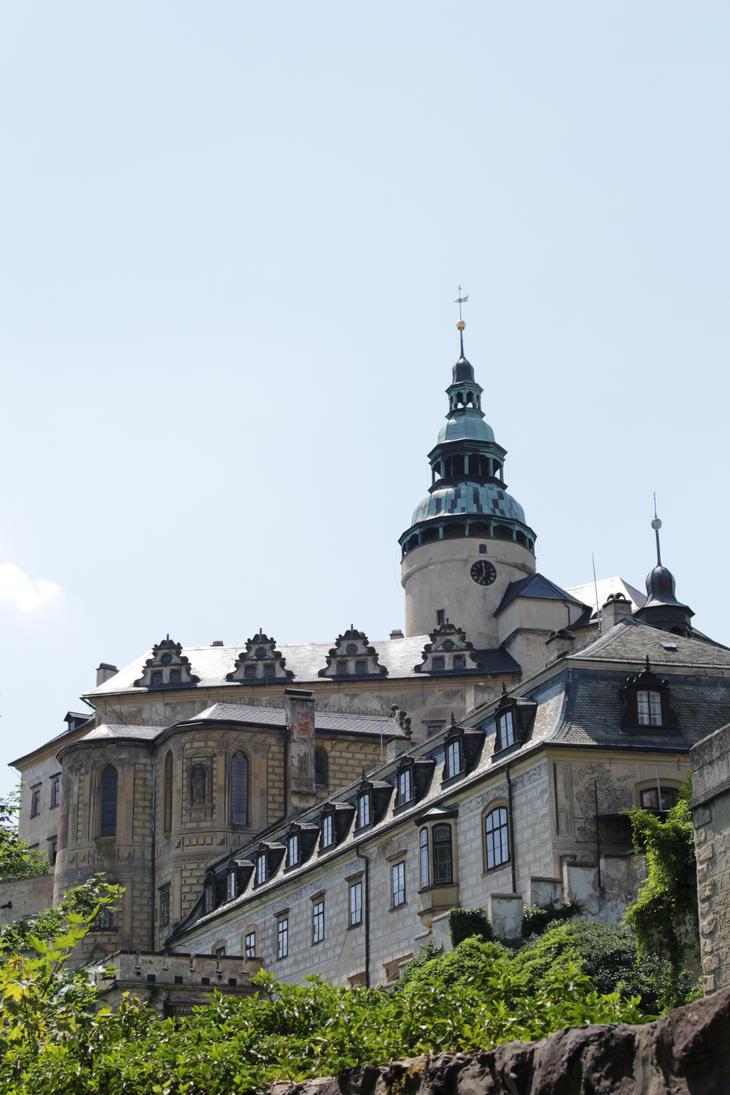 Castle Frydlant by DelphineHaniel