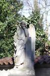Angel statue from Prague by DelphineHaniel