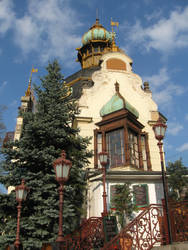 Hanavsky pavillion 2 by DelphineHaniel
