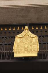 Logo of the Veneranda Fabbrica del Duomo by DelphineHaniel