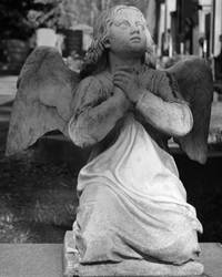 Praying Angel by DelphineHaniel