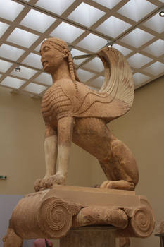 The Sphinx of Naxos
