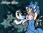 Gaia gift Nakago Chan colored
