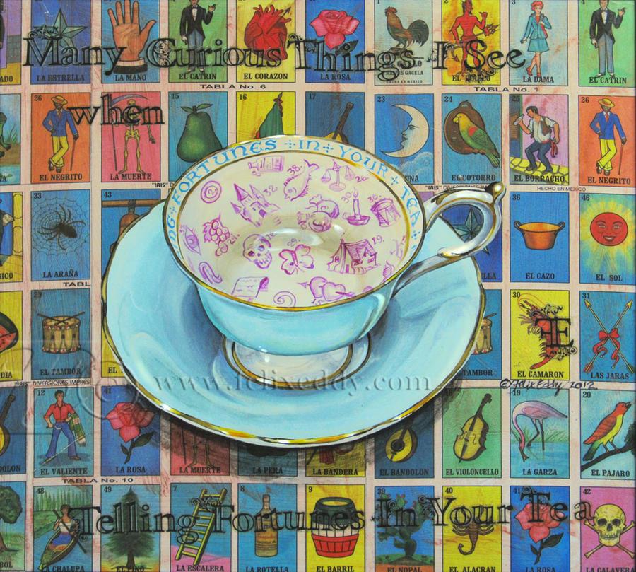 Cup Of Fortune by felixxkatt