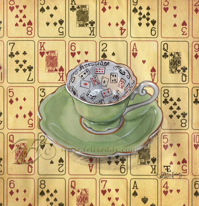 Cup of Knowledge by felixxkatt