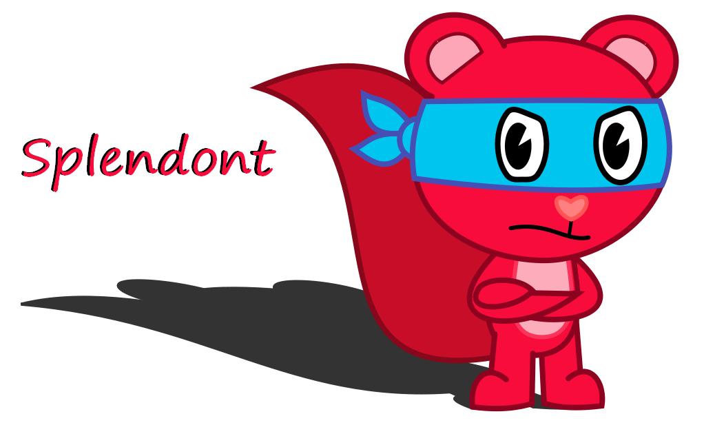 Splendont - Happy Tree Friends - Zerochan Anime Image Board  |Happy Tree Friends Splendont