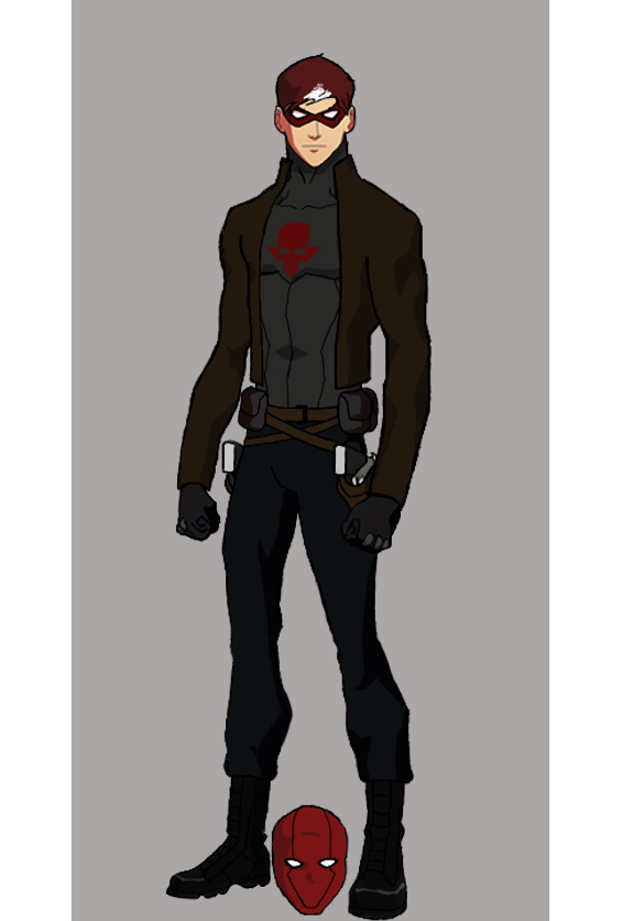 Young Justice Red Hood...
