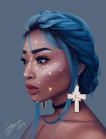 Nyane Lebajoa by 4thWinter