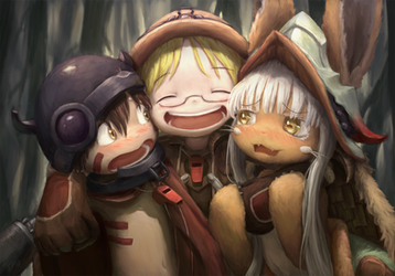 Made in Abyss fanart