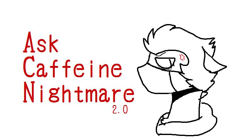 Ask Nightmare by Caffeine-Cringe