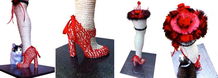 High Heel Steel Toe Cap Shoes