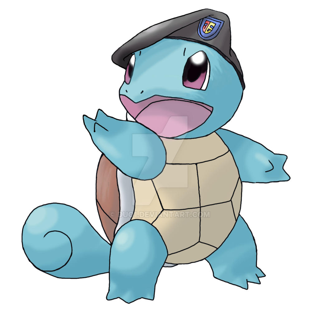 Leo 39 s squirtle by duo1 on deviantart for Immagini bulbasaur