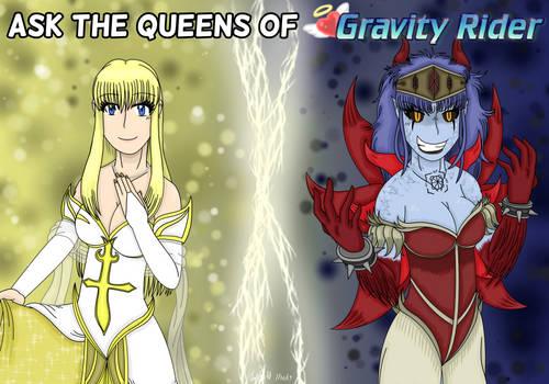 Ask the Queens of GR