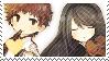 Tiz X Agnes stamp
