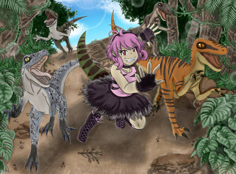 {Commission} Jurassic Rush