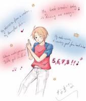 Hetalia America - 5, 6, 7, 8!! by Nazu-chan