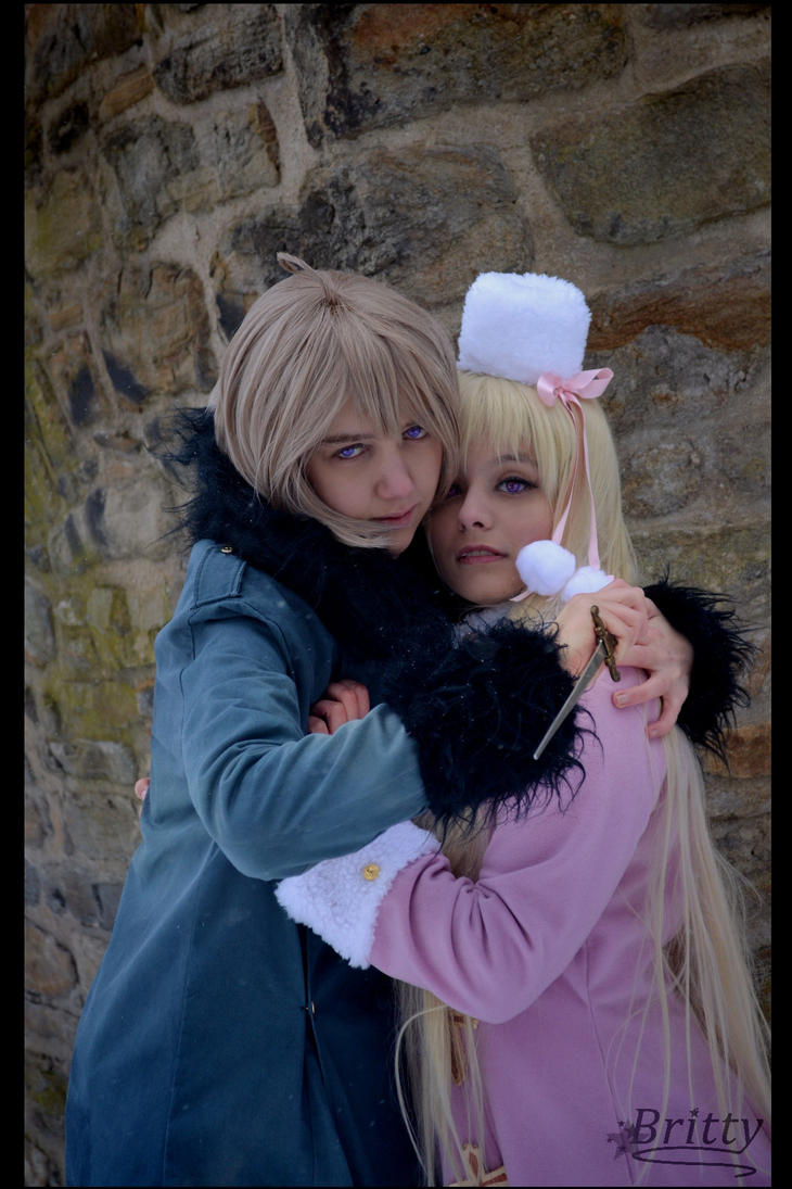 Nyotalia Russia and Belarus - Back off!! by Nazu-chan