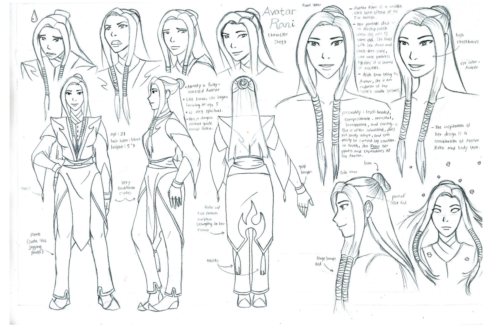 avatar character sheet avatar rani - character sheetmizzizabellasms on deviantart