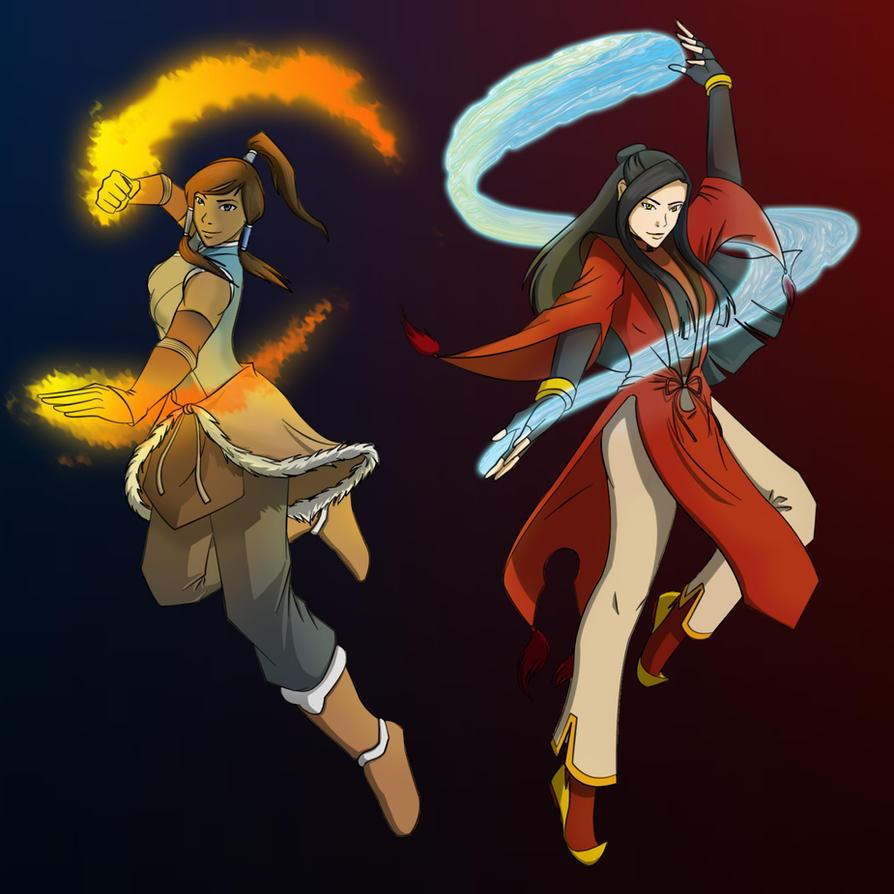 fire nation spirit's art (mizzizabellaSMS)