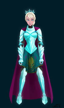 Elsa Protector of the Realm