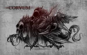 Corvum by Alaiaorax