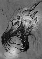 Black jaw by Alaiaorax