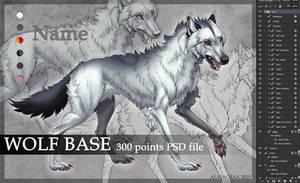 Wolf base PSD