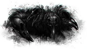 Watchers in the dark by Alaiaorax