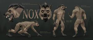 Werewolf Nox reference