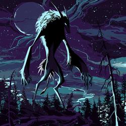 Nightwalker by Alaiaorax