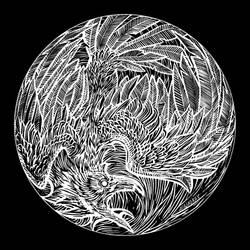 Cult of black bird by Alaiaorax