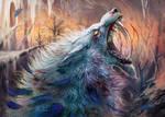 Howling Dawn by Alaiaorax