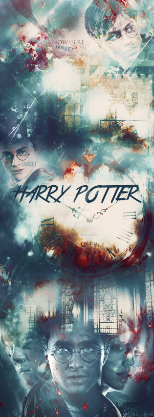 Harry Potter by carmenart-ca