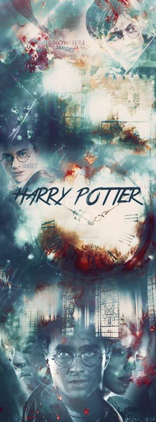 Harry Potter by carmenart-ca
