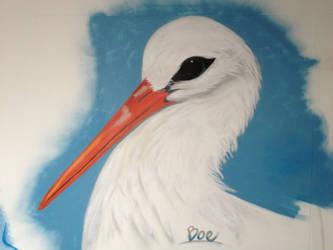 Storky by Boe-art