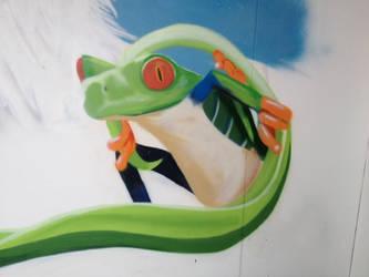Froggy by Boe-art
