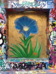 Morning Glory Flower - Melbourne by Boe-art