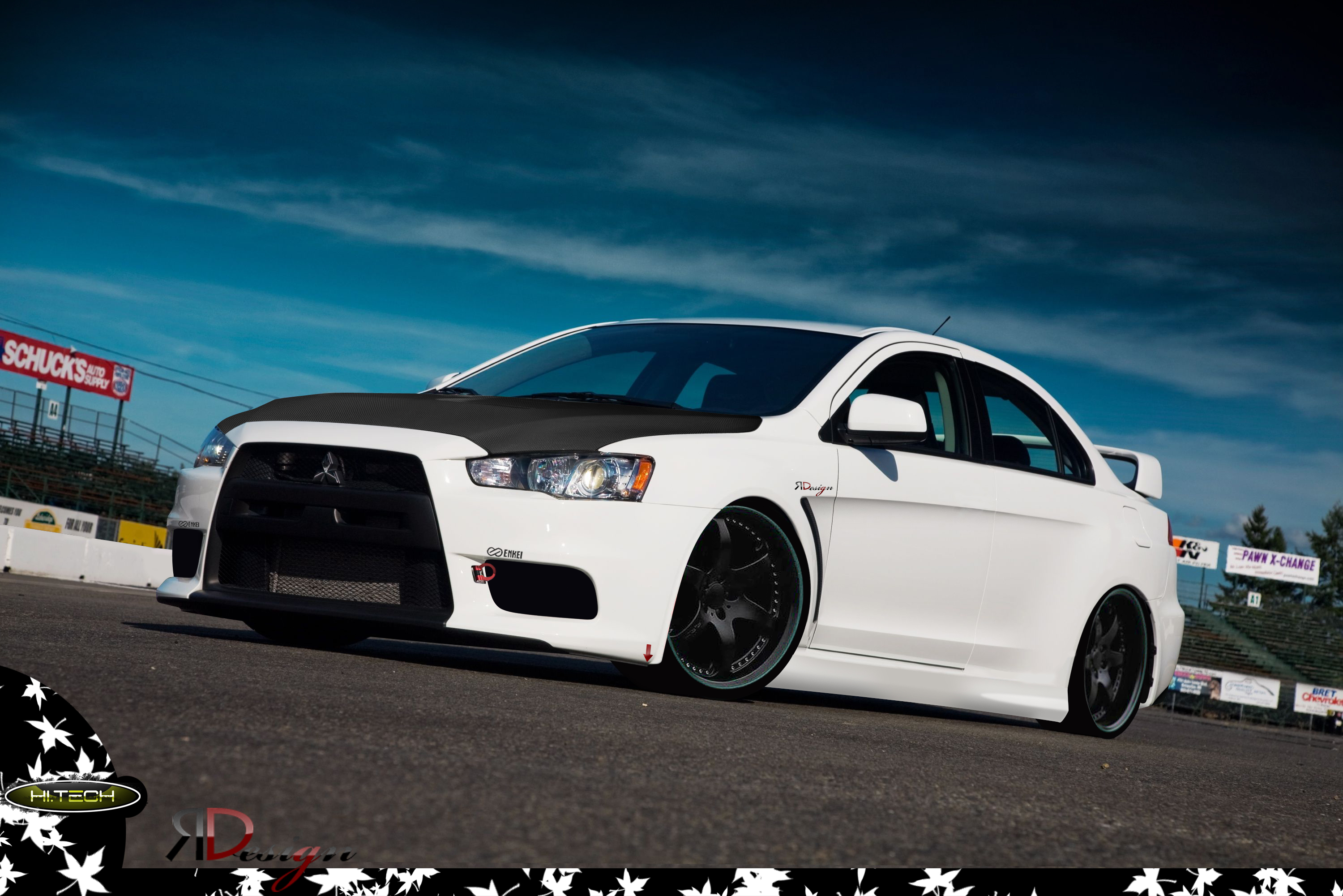 Mitsubishi Lancer 2008 Rdesign By Lokodesigner On Deviantart