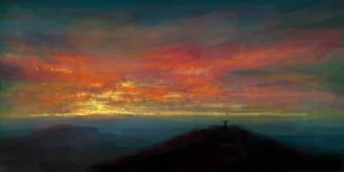 sunrise by TenderPhoeniX
