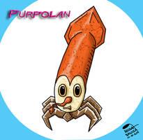 Fakemon PURPOLAN