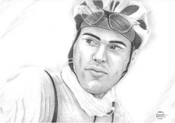 Ritratto di Tom Dumoulin by Heisenking