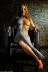 Split personality by Karsten-Werner