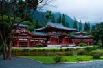 Byodo-In Temple by ShamelessRain