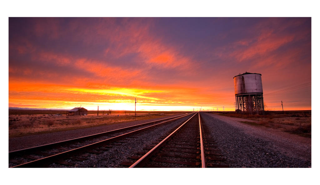 Along the Tracks by ShamelessRain