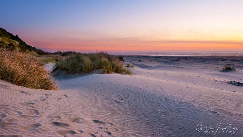 Soft Sunset by ShamelessRain