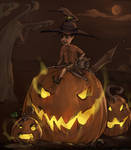 Halloween brothers