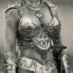 Athena Armor Detail