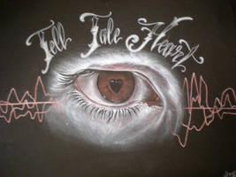 Tell Tale Heart by DarkGuardiann