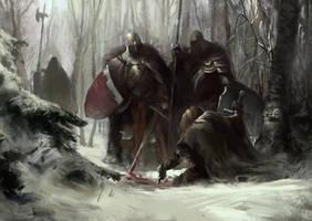 Hallali by Lord-of-the-slugs